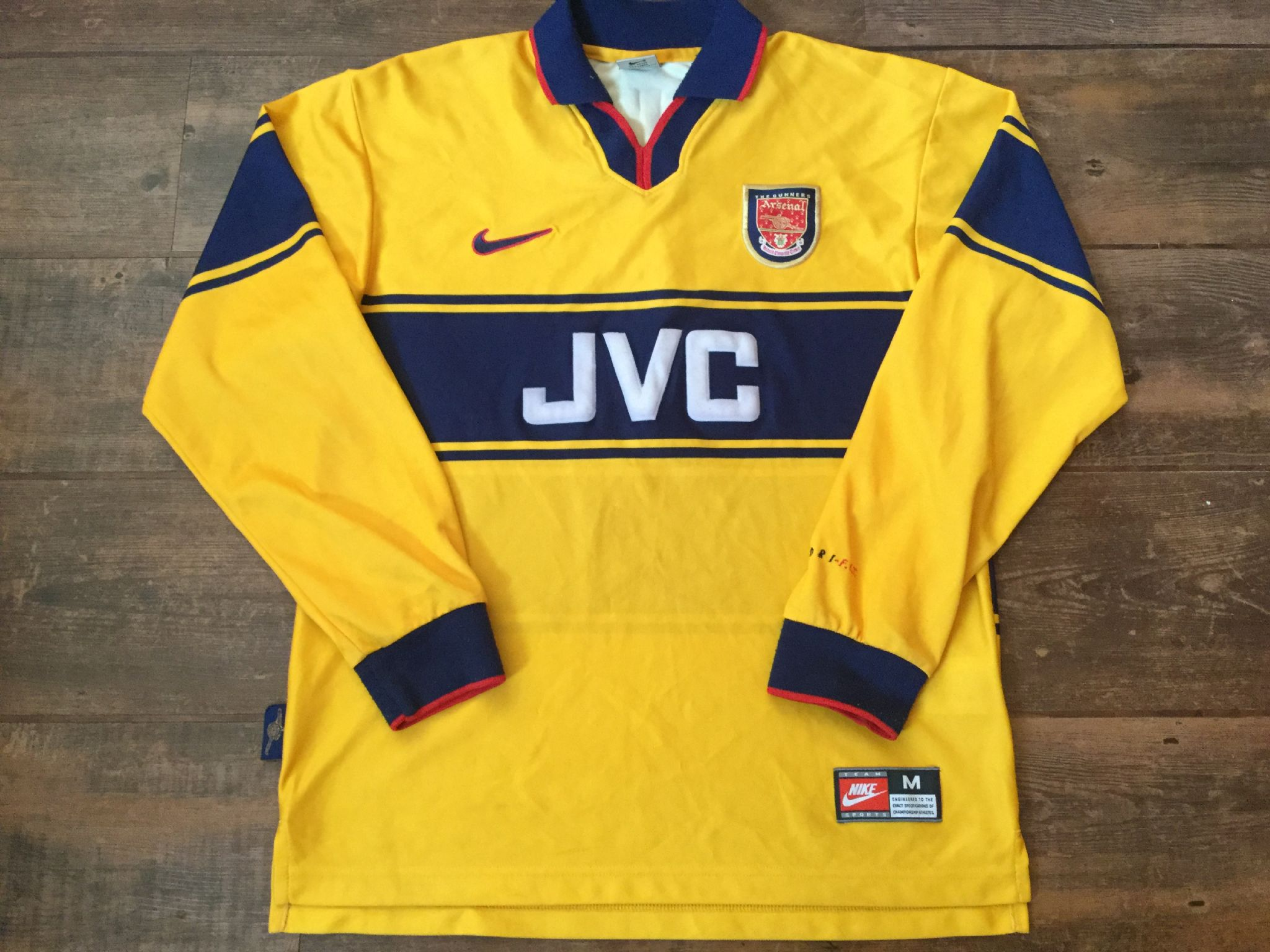 2a86899569a Arsenal Retro Shirt Jvc – EDGE Engineering and Consulting Limited